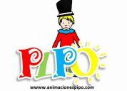 Animaciones infantiles pipo busca a los mejores animadores infantiles