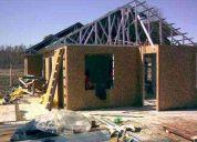 Especialista en construcción en metalcon   viviendas  completas en este sistema