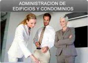 Socio para administración de edificios y condominios