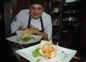 Garzón-personal de cocina