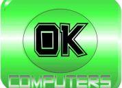 Tecnico para soporte computacional