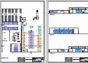 Arquitecto industrial ofrece servicios profesionales