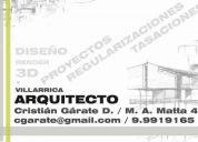 arquitecto villarrica
