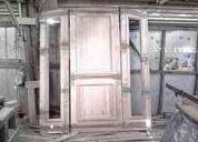 Fabricacion de puerta y ventana