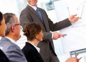 Supervisores y ejecutivos comerciales