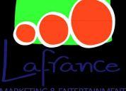 Se ofrece cargo de Profesional de Apoyo en Marketing y Base de Datos