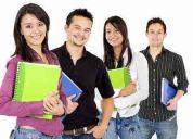Estudiantes para trabajar como promotor part-time