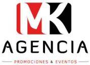 Agencamk chile -  promociones y eventos