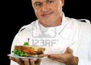 UVA Restoart necesita Chef