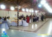 Banqueteria para matrimonios bautizo graduaciones