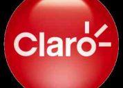 Exclusivo distribuidor de claro chile busca los mejores ejecutivos de venta