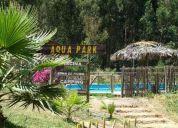 Turismo rural con piscina, camping y centro recreativo comuna de