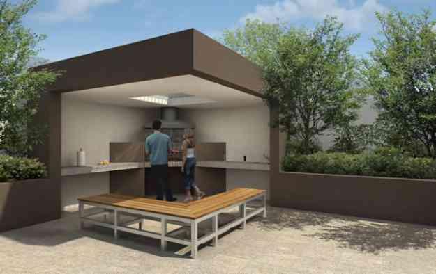 Arquitectura construcci n y dise o de terrazas quinchos - Maderas para terrazas ...