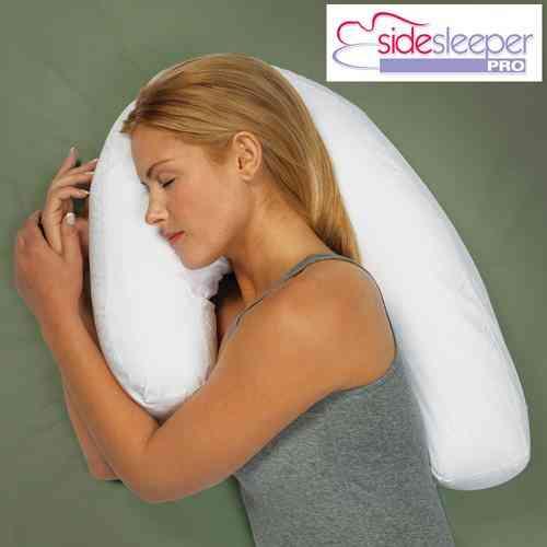 Almohada cervical side sleeper pro sue o relajado cuida cuello espalda santiago salud belleza - Almohada cervical ...