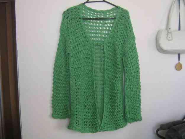 realizo tejido a palillo y crochet todo tipo de prendas