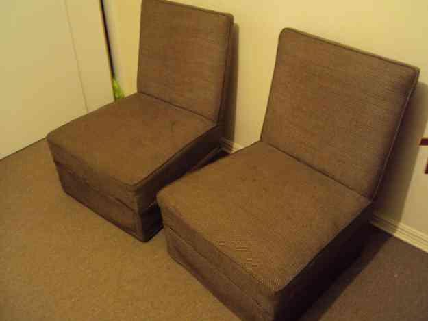Vendo dos sillones individuales maip segunda mano for Sillones segunda mano