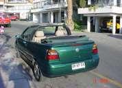 Volkswagen cabrio año 2000