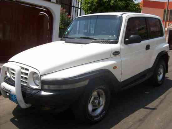 Vendo Jeep Korando Ano 2000 Arica Doplim 47049