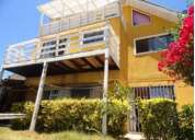 Selmann vende gran casa con vista al mar, 210 mts2