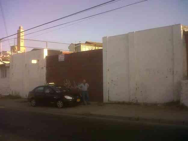 VENDO TERRENO EN JUAN ANTONIO RIOS 315 CENTRO COQUIMBO