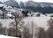 lago icalma  5.000 mts2