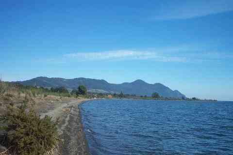 Hermosa parcelas con orilla de Lago.-   Puerto Varas