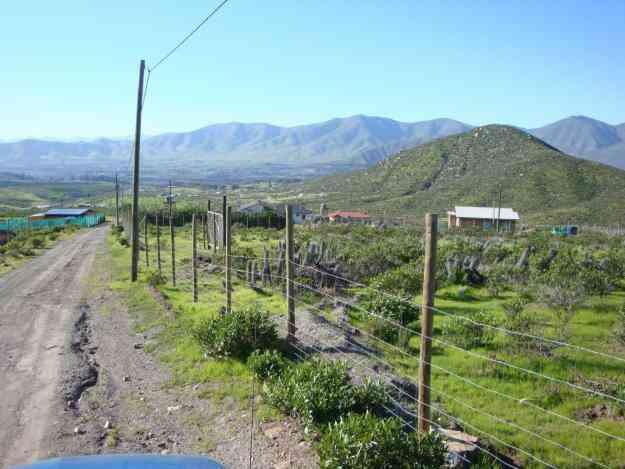 Parcela de Agrado con vista al Valle de Elqui, Agua y Luz