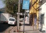 Linda propiedad, en el sector mas  comercial de recoleta, barrio bellavista