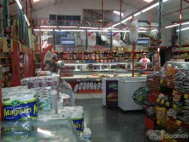 Venta de Derecho a Llave de Local Comercial con Patente de Supermercado - Vinos y Licores.