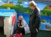 Arriendo jardin infantil para cumpleaños