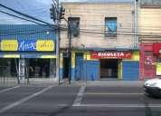 Local comercial en recoleta 2279 frente estación metro einstein arriendo