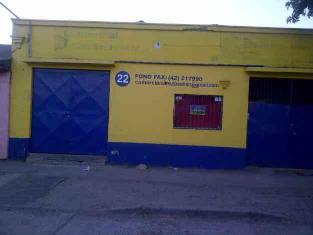 Local comercial claudio arrau/  av.ecuador