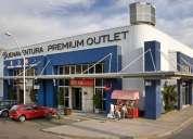 Arriendo de locales comerciales - patio de comida buenaventura premium outlet