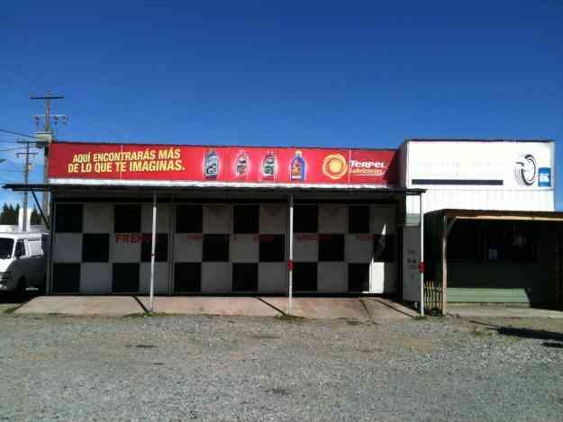 Arriendo local comercial ubicado en La Vara km 4