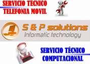 Servicio técnico telefonía móvil y computación - s & p solutions