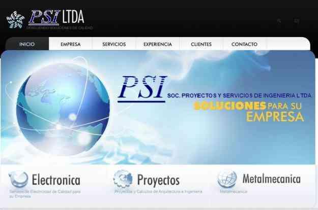 Creación de Paginas Web IQUIQUE