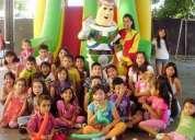 fiesta infantiles rmg eventos