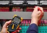Electrico a domicilio trabajos garantizados inacap (8-9554634)s.e.c
