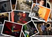 Fiestas de 15, matrimonios, amplificacion, iluminacion y dj en puerto montt