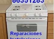 Reparación de estufas, calefont ionizados