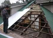 reparaciones construcciones casas locales galpones techos nelson soto 6675455 082060234