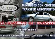 Van club transportes