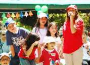 Temporada de cumpleaños infantiles en rancho planetakids, 3 salones planes todo incluido