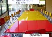 Arriendo mesas para cumpleaÑos f: 089223014 las condes vitacura