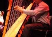 Musica para matrimonio - concertista en arpa