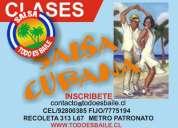 Clases de salsa cubana