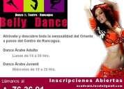 clases de danza Árabe en rancagua!!!