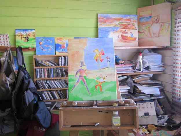 clases y reforzamiento de artes plásticas a domicilio todos los ciclos