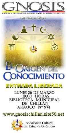 EL ORIGEN DEL CONOCIMIENTO