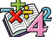 Clases particulares de matematicas,algebra,calculo,derivadas,quimica general,viÑa del mar